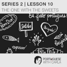 Lesson 10 (Series 2) – The One With The Sweets